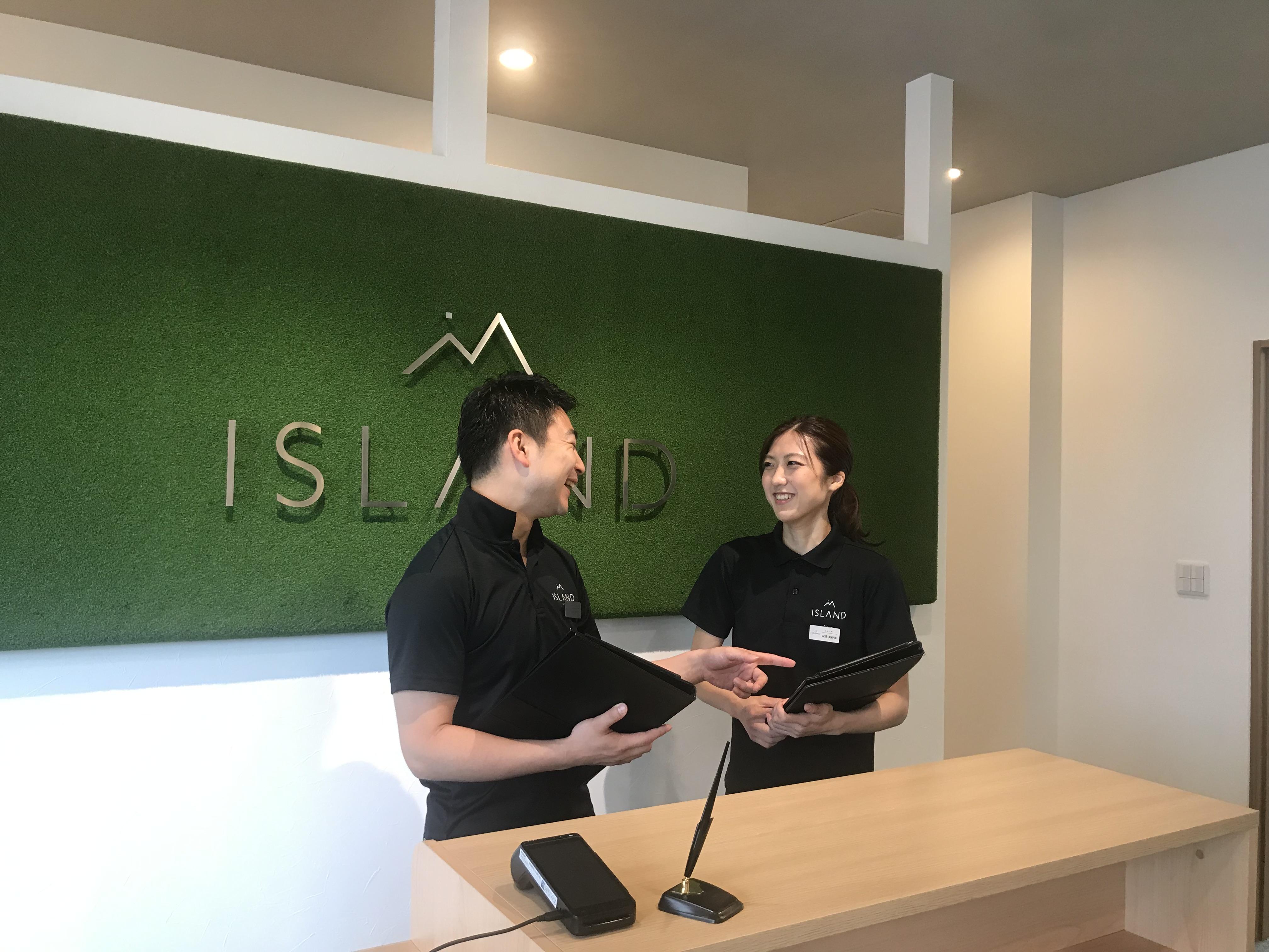 新潟で朝活するなら パーソナルトレーニングジムISLAND(アイランド)