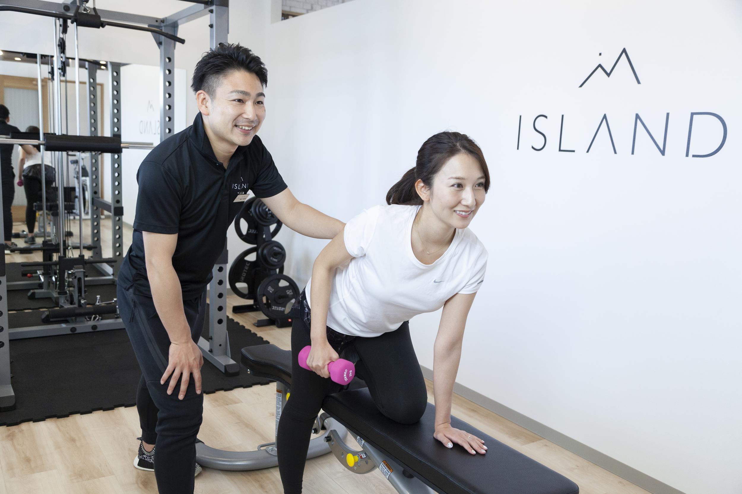 新潟パーソナルトレーニングジム ISLAND(アイランド) へのアクセスは歩くのが良い?