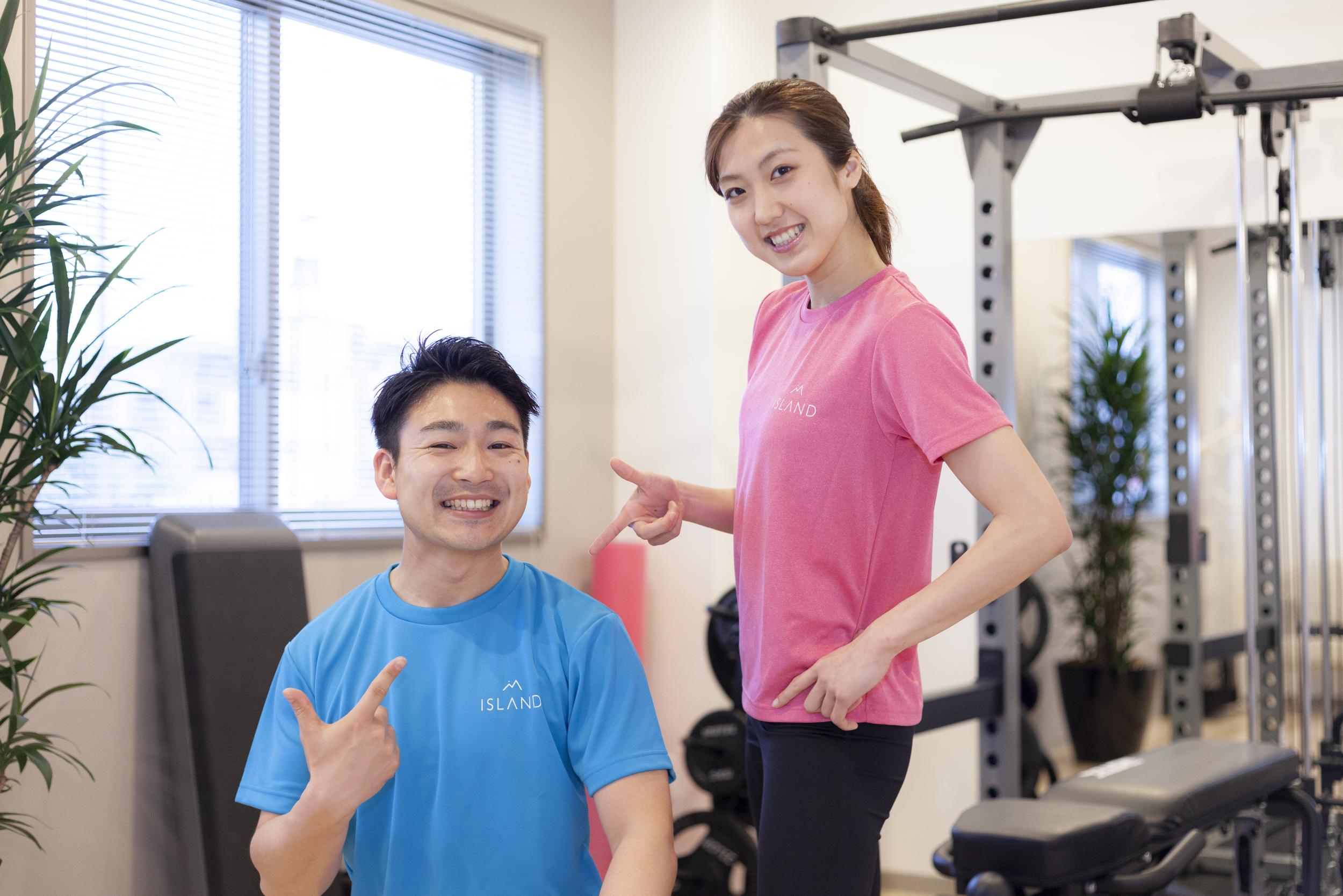 新潟 手ぶらで通える      パーソナルトレーニングジム   【トレーニングTシャツ】