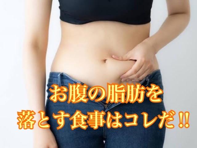 内臓 脂肪 落とし 方