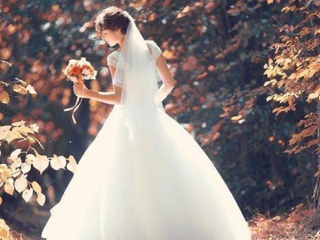 結婚式 秋