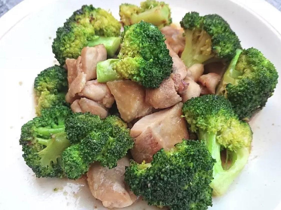 鶏もも肉 ブロッコリー