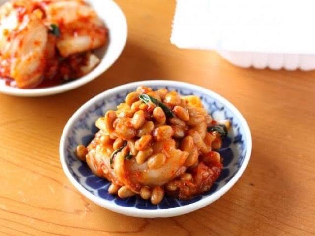 納豆 キムチ ダイエット